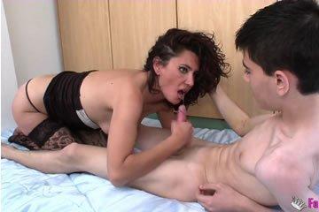 MILF amatőr szex videók