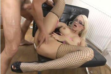 MILF anál szex videók